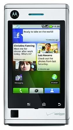 Motorola Devour, White 8GB (Verizon Wireless)