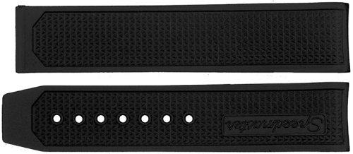 Omega Speedmaster Manufacturer Rubber Strap 98000416