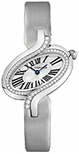 NEW CARTIER DELICE DE CARTIER LADIES WATCH WG800018