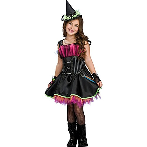 Rockin' Out Witch Kids Costume