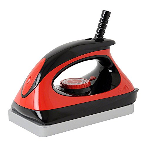 Swix Universal Ski & Snowboard Waxing Iron with 110V Adjustable Temp, Red, Large (Swix Waxing Iron compare prices)