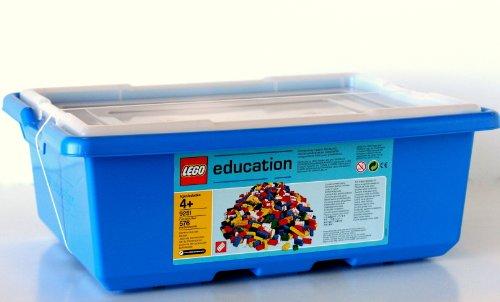LEGO Basic Bricks Big Bulk Set - 576 Pieces (9251) | lego power ...