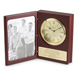 Amazon.com - Large Book Clock - Personalized Wedding Gifts -