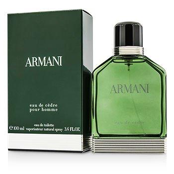 Armani Acqua di Profumo, Eau de Cedre Edt Vapo, 100 ml