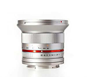 Rokinon 12mm F2.0 Ultra Wide Angle Lens for Sony E-mount