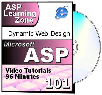 ASP Active Server Pages Video Tutorial & eBook
