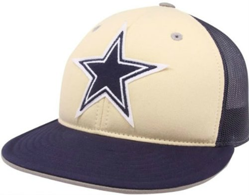 Dallas Cowboys Classic Star Logo Snap Back Hat Cap NFL Authentic Snapback - OSFA