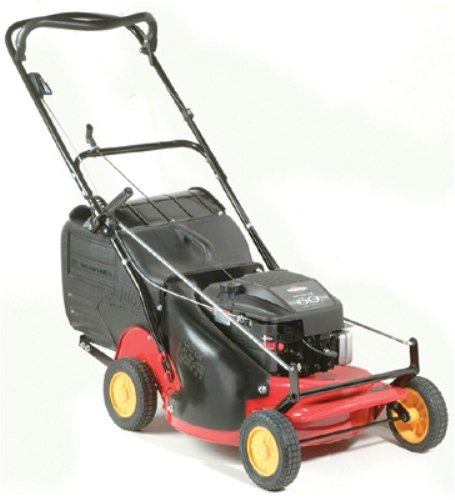McLane 21-Inch 6.75 Gross Torque Briggs & Stratton Gas Powered Lawn Mower- Push- image