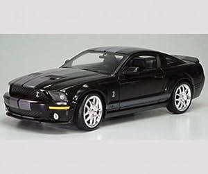 1:18 Mass Mustang Shelby GT500 - Black