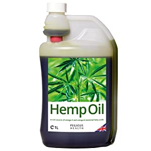 Pegasus Health Hemp Oil 1 Litre