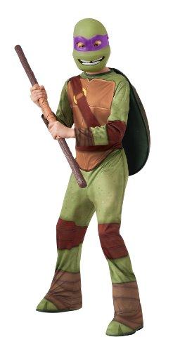 Teenage Mutant Ninja Turtles Donatello Costume, Small front-651426