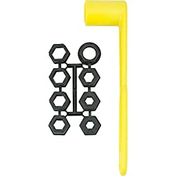 Attwood Prop Wrench Set Fits 17/32\