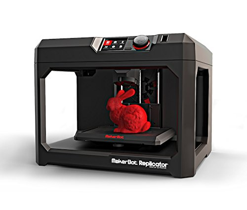 MakerBot Industries Replicator Desktop 3D Printer - Fifth Generation - MP05825, Standard