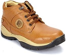 RED CHIEF Leather TAN Casual Shoe for Men B01KK2LIYO