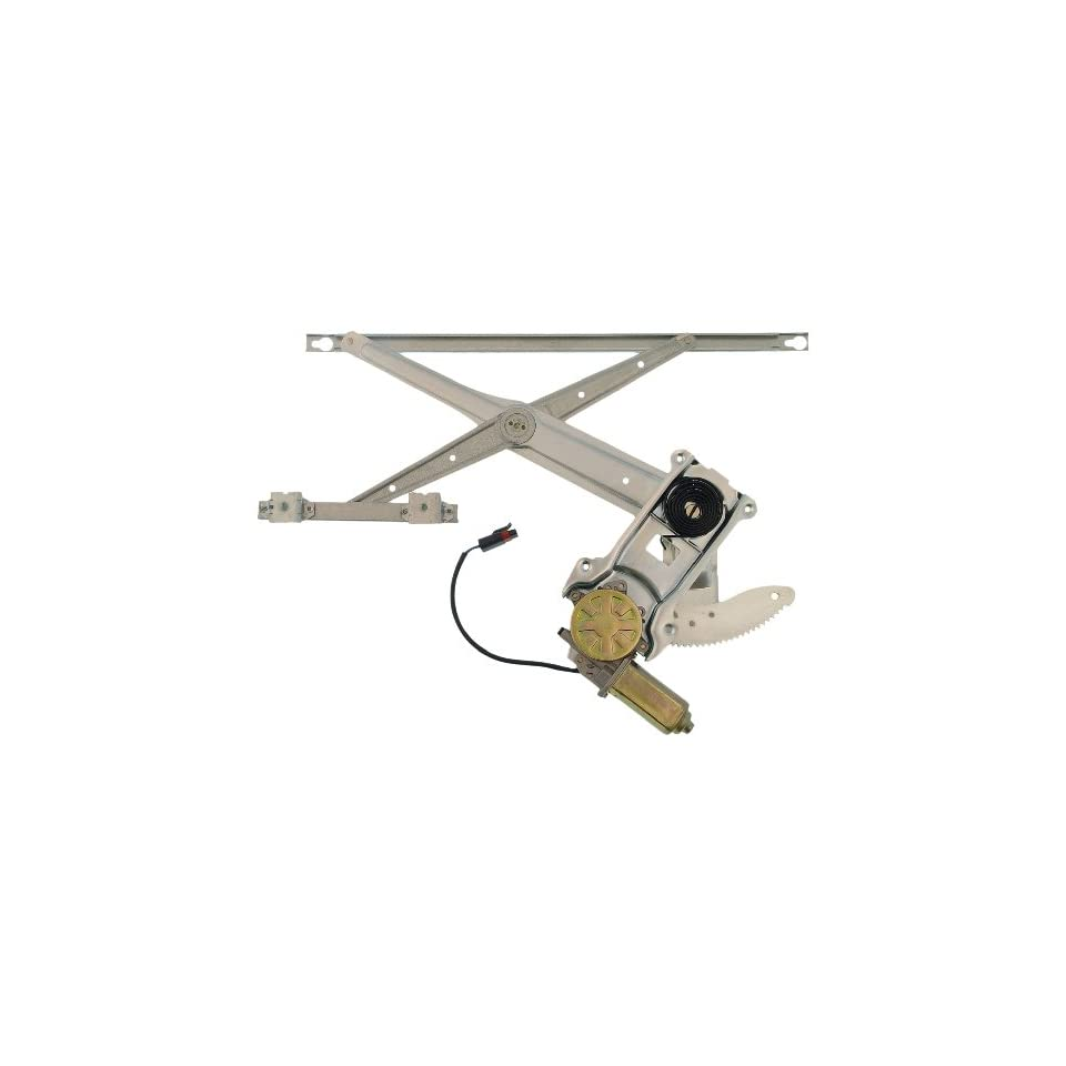 Dorman 741 753 Dodge Ram Front Driver Side Window Regulator with Motor