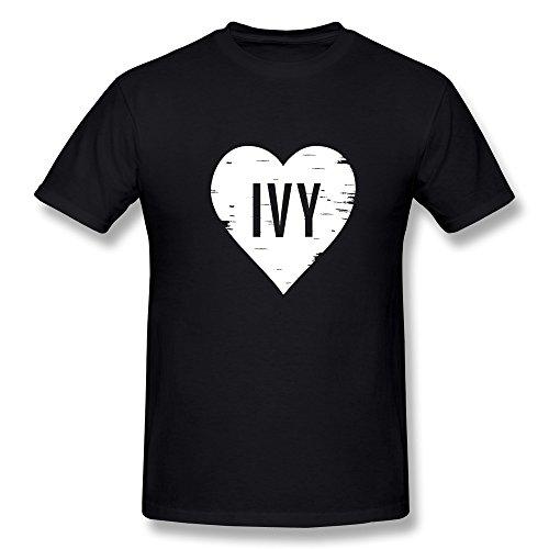 Ivy White Men'S Awesome Tshirt