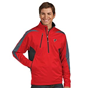 NFL Atlanta Falcons Mens Discover Jacket by Antigua