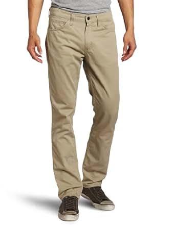 Levi's Men's 511 Slim Fit Line 8 Twill Pant, Sand, 28x30