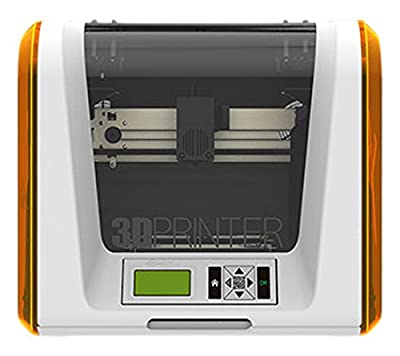 XYZ Printing da Vinci Jr. 1.0 3D printer (fully assembled), FREE for: £12 300g PLA filament, £15 maintenance tools, modelling software, and video tutorials, 15x15x15cm Built Vol, Auto Leveling