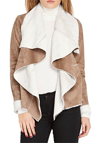 womens-fashion-trendy-faux-suede-shearling-draping-collar-open-front-jacket-tan-xl