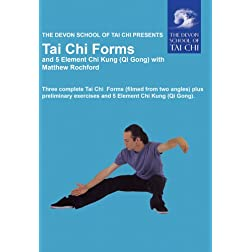 Tai Chi Forms & Five Element Chi Kung