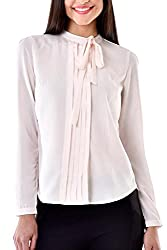Colors Couture Peach Moon Swoon Blouse