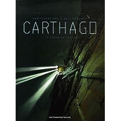 Carthago - Christophe Bec & Eric Henninot