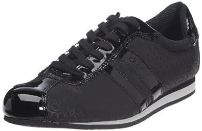 Jimmy Choo George O10414_Noir (Bbk) - Zapatillas de tela