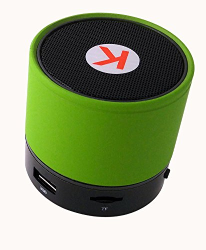 KDM SP-110 Metal Steel Wireless Speaker