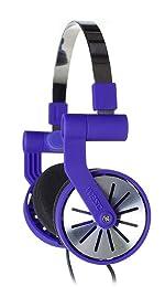 WeSC(ウィー・エス・シー) / Pick-Up Headphone (Bpurple) - ヘッドホン -