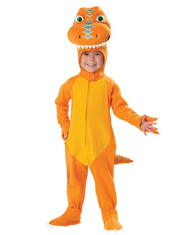 Buddy Dinosaur Train Costume Size 4-6