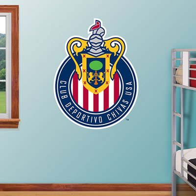 Club Deportivo Chivas Usa Fathead Wall Graphic Logo
