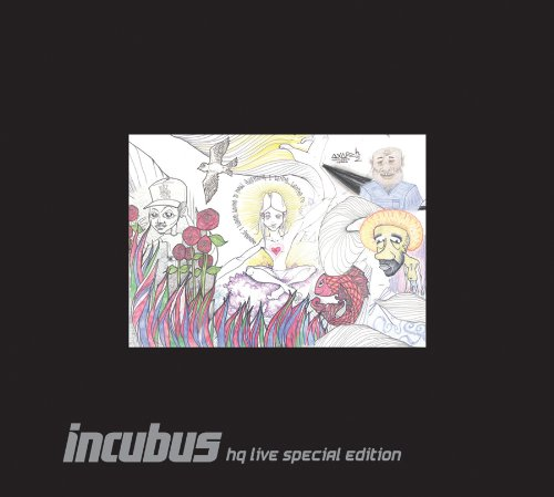 Incubus – Incubus HQ Live (Special Edition) (2CD) (2012) [FLAC]