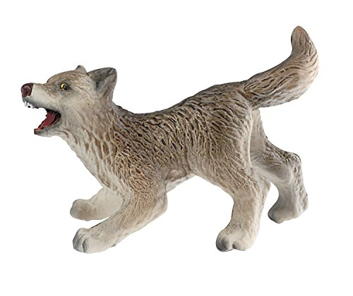 Woodland - Wolf Whelp Figure - 2.5'' - 1