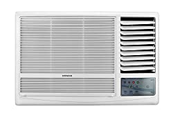 Hitachi RAW511KUD Kaze Plus Window AC (1 Ton, 5 Star Rating, White)