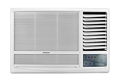 Hitachi RAW311KUD Kaze Plus Window AC (1 Ton, 3 Star Rating, White)
