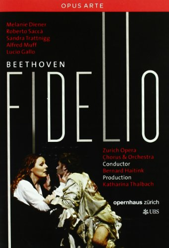 Cover art for  Fidelio