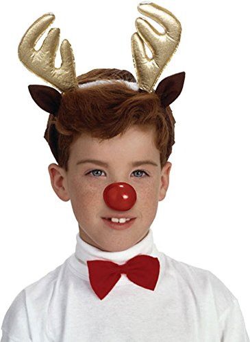 Rubie's Costume Co Child Reindeer Ant & Nose Costume