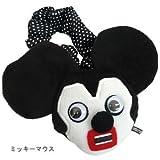 ディズニーキュービックマウス シュシュ付キョロキョロアクセサリー ミッキー(337285)