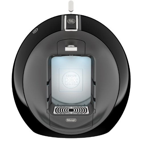 Delonghi Nescafe Dolce Gusto Circolo Coffeemaker, 32 Oz Water Tank Capacity, 15 Bars Pump Pressure, Stylish Blue Led Light, Stand-By Mode, Stop Safety Device