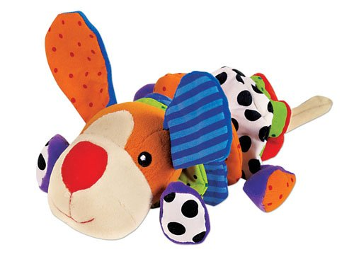 Small World Toys All About Baby Infant - Buzz Buzz Puppy front-428723