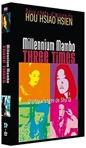 Three times / Millenium mambo - Coffret 2 DVD