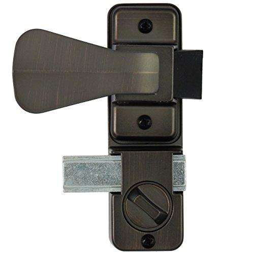 Ideal Security Hk357db05orb Deluxe Storm Amp Screen Door