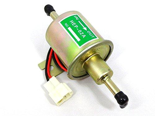 電磁 燃料 ポンプ なら DC 12V 汎用 ポンプ (タイプ2) ABCcenter