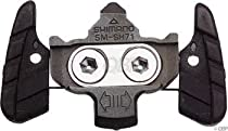 Shimano SM-SH71 SPD Cleat Set Float Pontoons (SPD 8-Degree float)