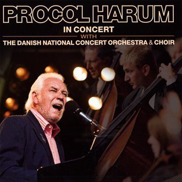 Procol Harum - Live in Denmark - Zortam Music