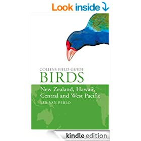 Birds of New Zealand, Hawaii, Central and West Pacific (Collins Field Guide)