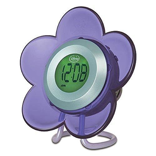 Disney F380ACR Alarm Clock Radio AM/FM Fairies Purple Flower Electronics Computers Accessories (Disney Electronic Accessories compare prices)