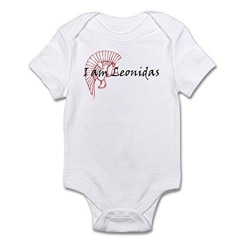 cafepress-i-am-leonidas-300-helmet-cute-infant-bodysuit-baby-romper