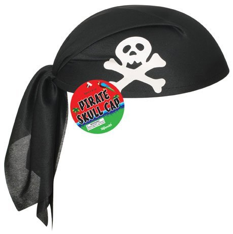 Pirate Cap (Colors may vary) - 1